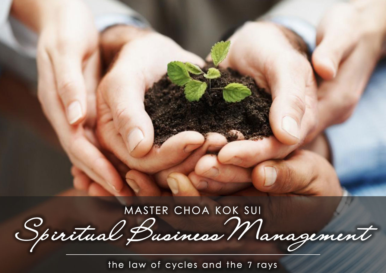 Spiritual Business Management