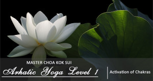 arhatic yoga level 1, arhatic yoga, gmcks