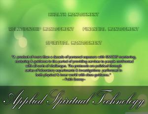 AST, Applied Spiritual Technology, Pranic Healing Practical Applications, pranic healing